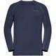 VAUDE Signpost II - T-shirt manches longues Homme - bleu